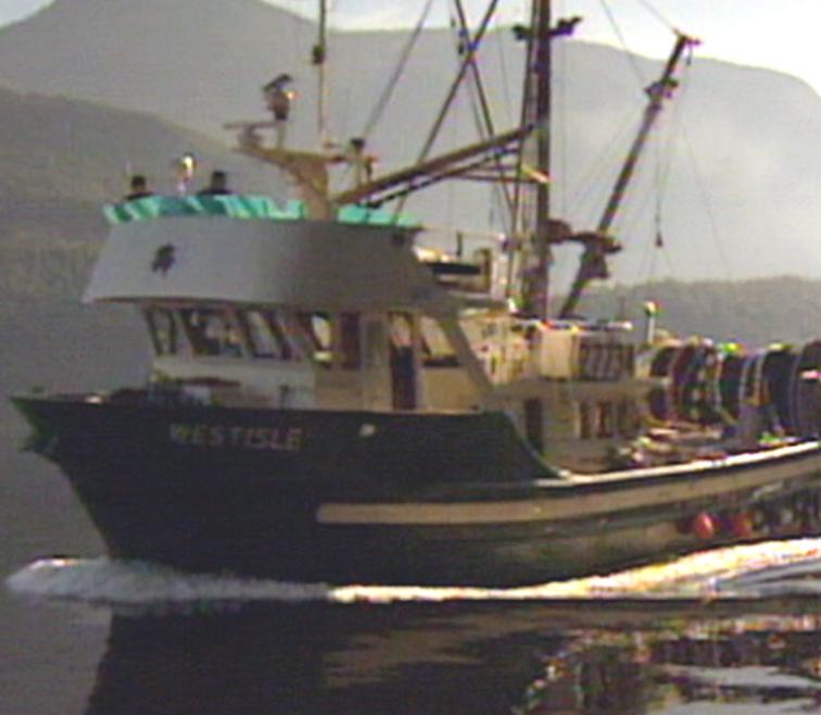 fisher crop