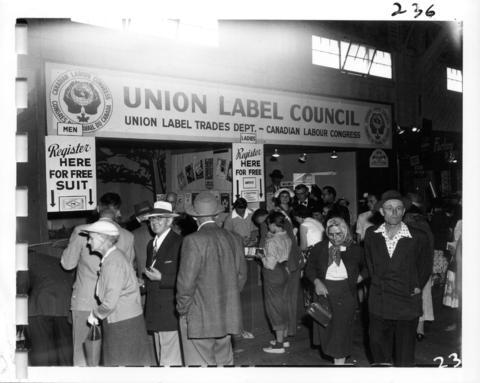 union label trades