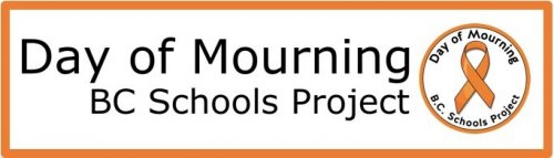 Day of Mourning: BC Schools Project