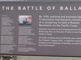 Battle of Ballantyne Pier