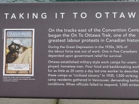 Taking It to Ottawa