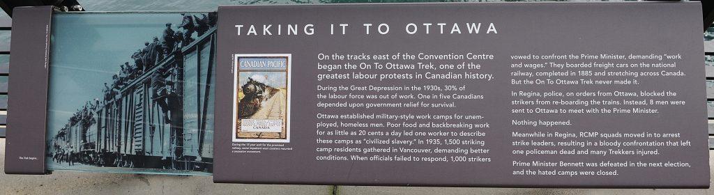 On To Ottawa Trek