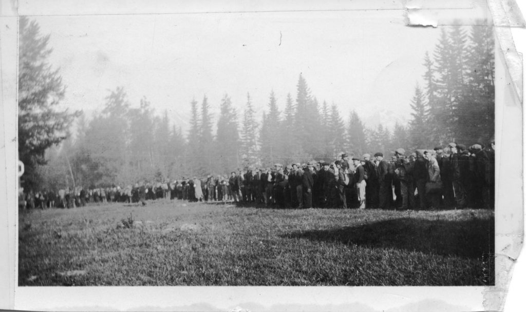 Archival Find Confirms 1935 Golden Tale from 'On-to-Ottawa' Trek
