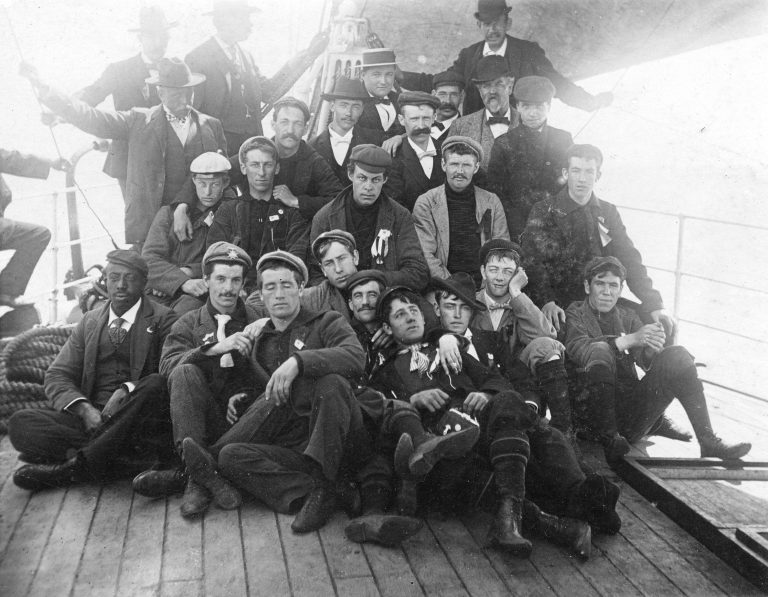 Never Give Up the Ship: The Raid on the SS Bawnmore