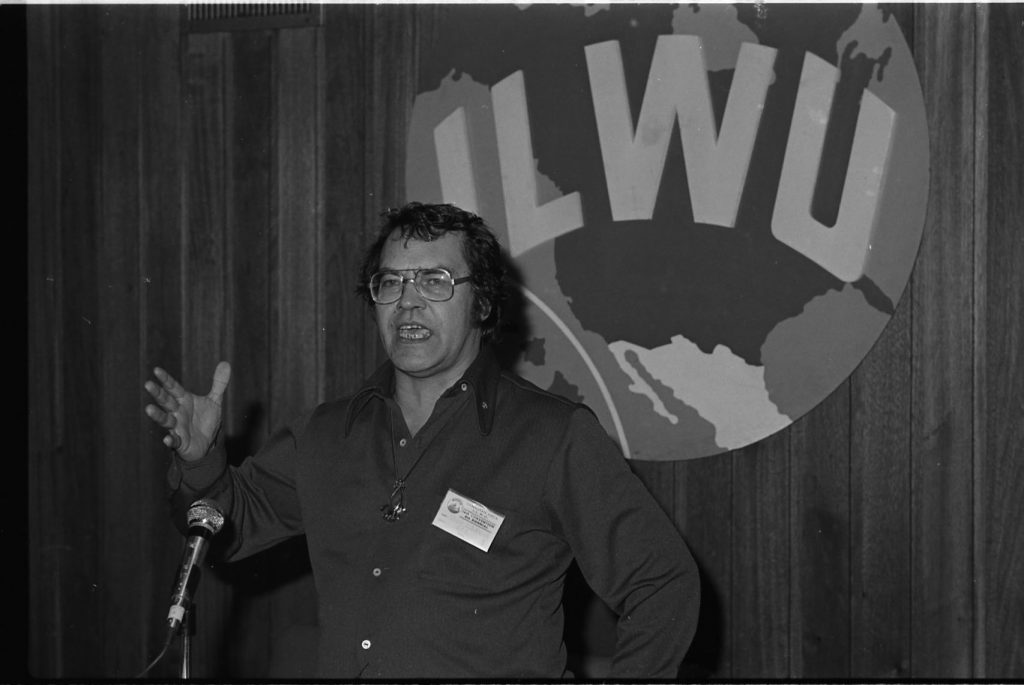 Don Garcia: Indigenous & Hawaiian Roots in BC's Longshore Unions
