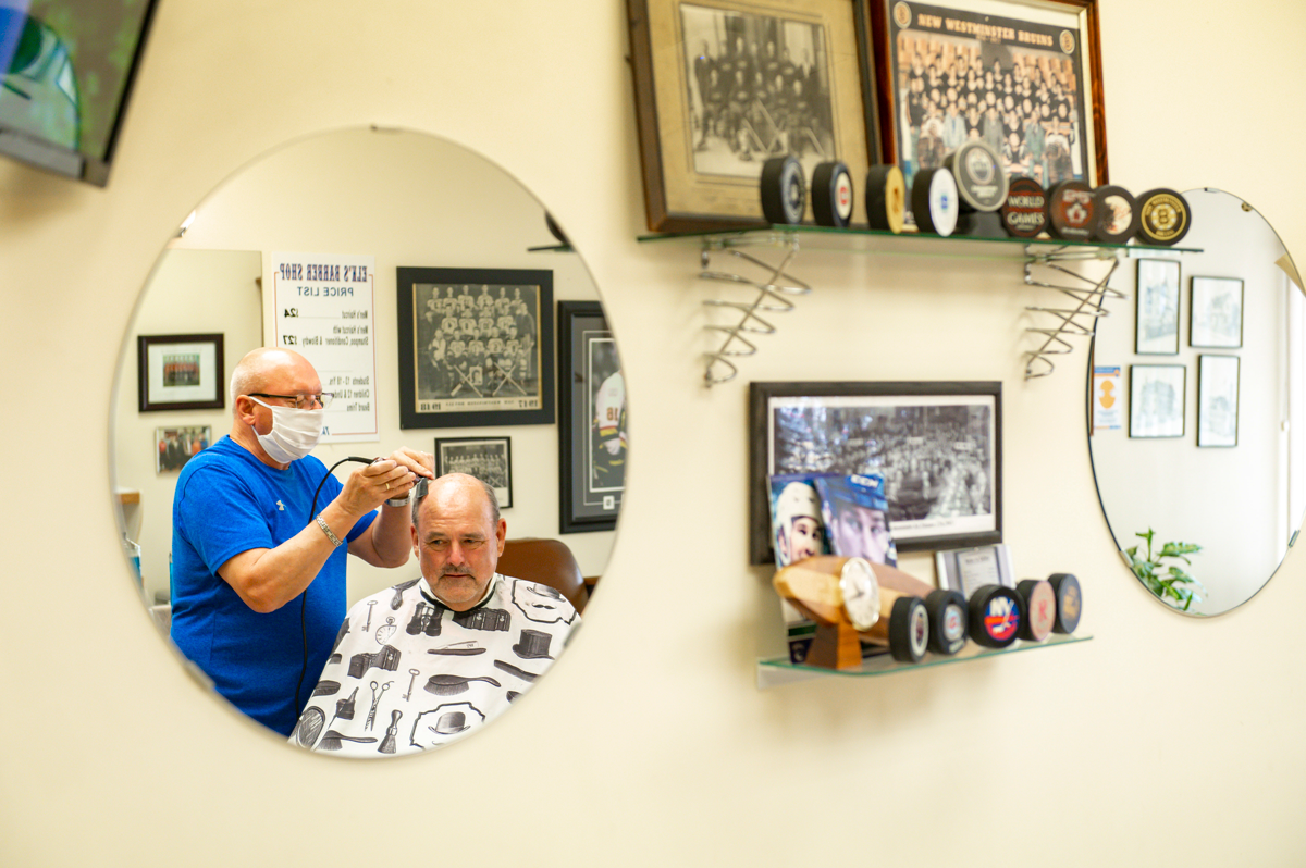 BC's Union Barbershop