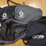 Union-branded masks to be preserved for archival purposes by the BCLHC.